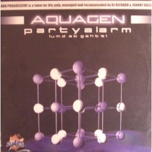 Imagen representativa del temazo Aquagen – Partyalarm