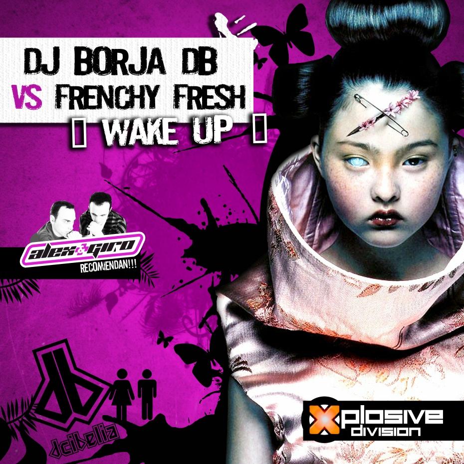 Imagen representativa del temazo Borja Db & Frenchy Fresh – Fiesta Mama