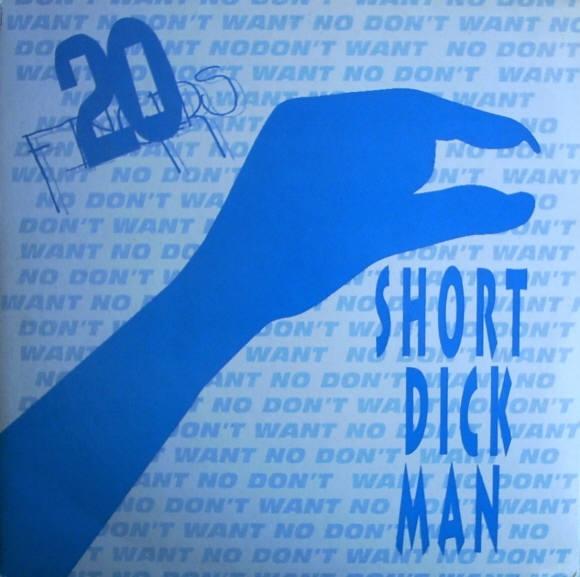 Imagen representativa del temazo 20 Fingers featuring Gillette – Short Dick Man