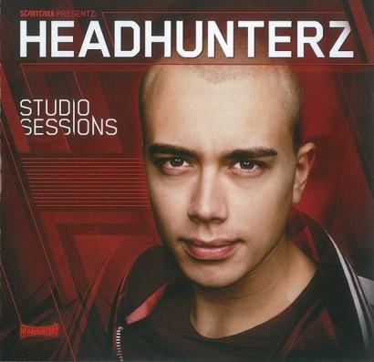 Headhunterz Studio Sessions