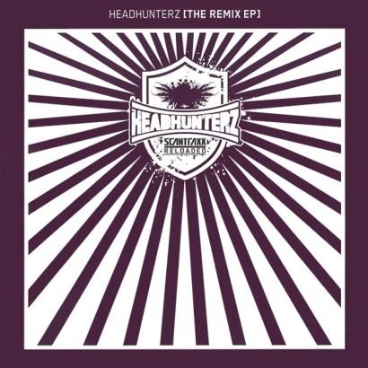 Headhunterz The Remix EP