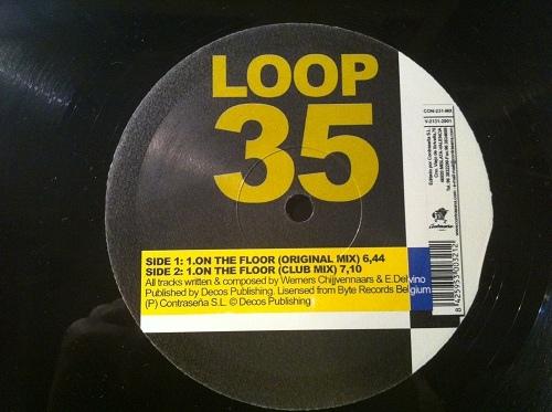 Imagen representativa del temazo Loop 35 – On The Floor (Original Mix)