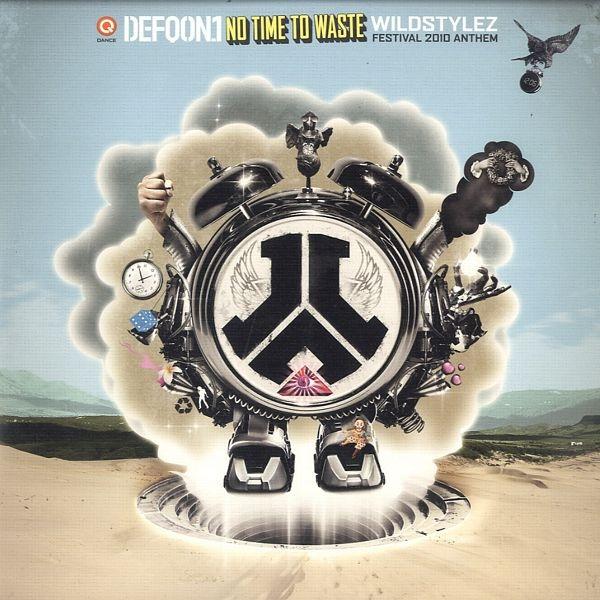 Imagen representativa del temazo Wildstylez – No Time To Waste (Defqon.1 Anthem 2010)