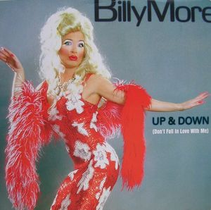 Imagen representativa del temazo Billy More ‎- Up & Down (Don't Fall In Love With Me)
