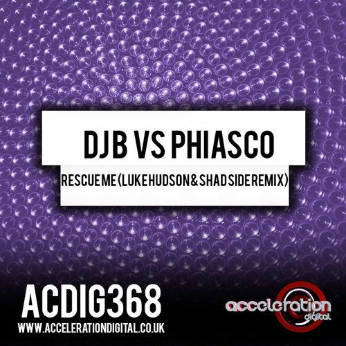Imagen representativa del temazo Dj B Vs Phiasco – Rescue Me (Luke Hudson & Shad Side Remix)