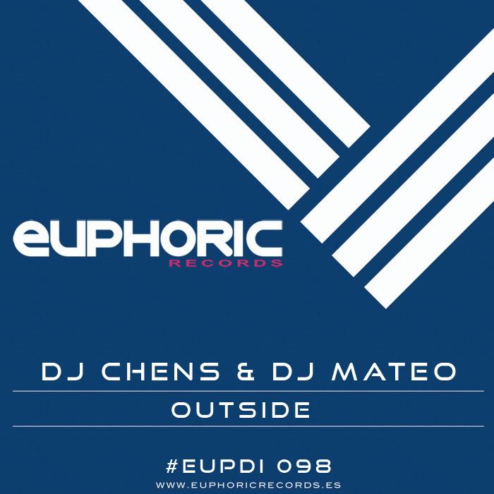 Imagen representativa del temazo Dj Chens & Dj Mateo – Outside (Klubb Vocal Mix)