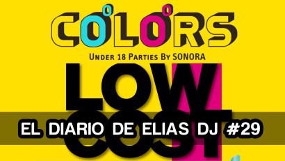 El Diario de Elias Dj 29 Sonora Colors