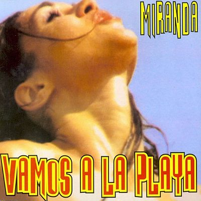 Imagen representativa del temazo Miranda – Vamos a la playa