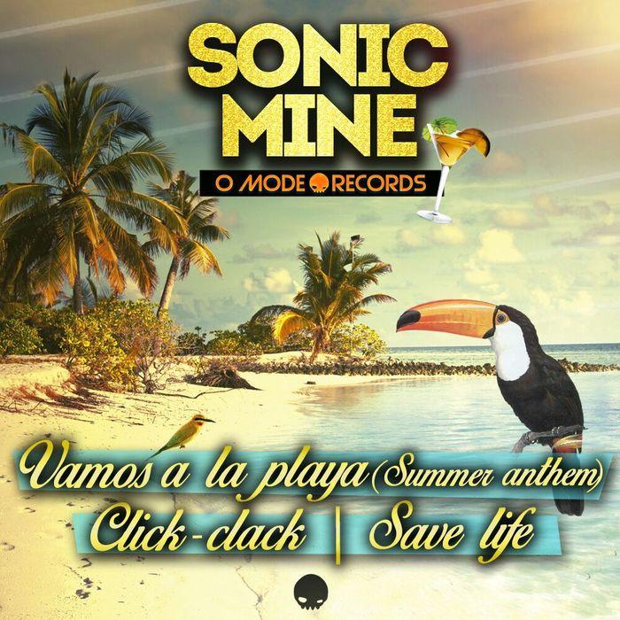 Imagen representativa del temazo Sonic Mine – Vamos A La Playa (Summer Anthem)