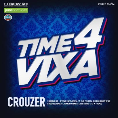 Crouzer Time 4 Vixa
