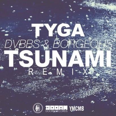 DVBBS Borgeous TSUNAMI Original Mix