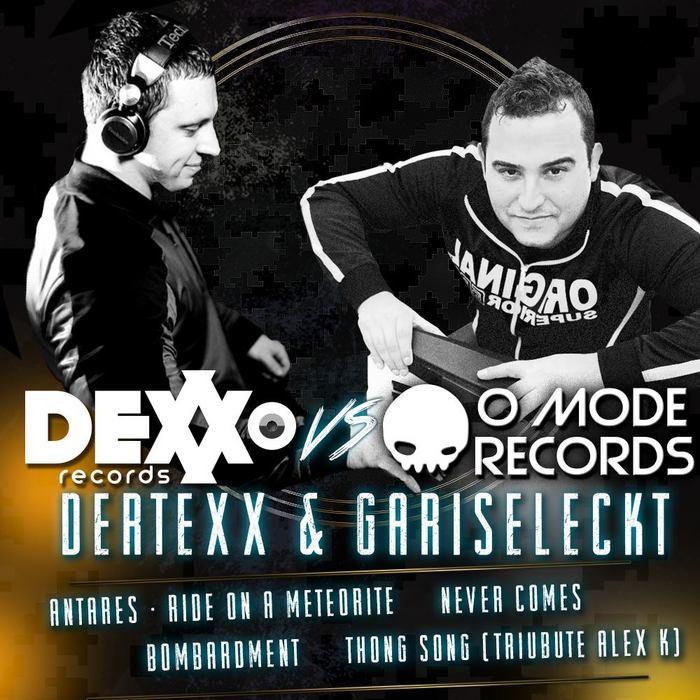 Imagen representativa del temazo Dertexx – Bombardment