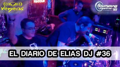 EL DIARIO DE ELIAS DJ 36