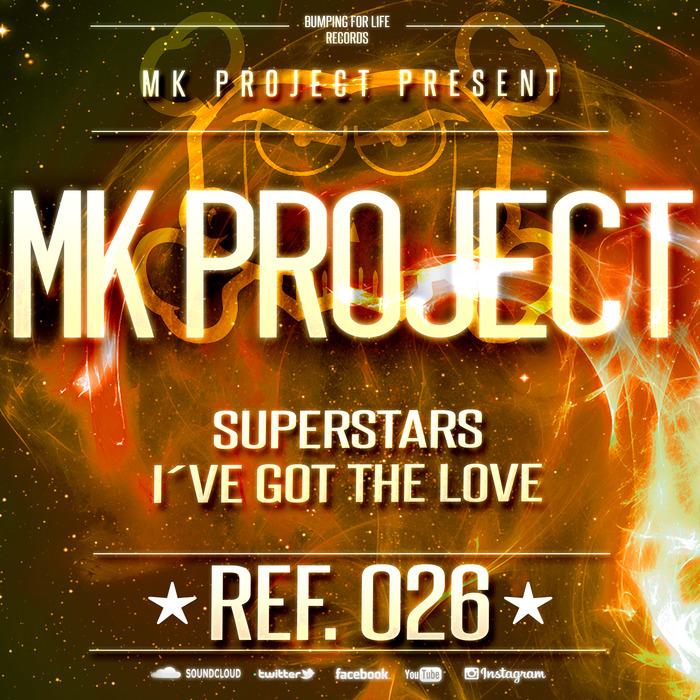 Imagen representativa del temazo MK Project – Superstars