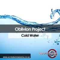 Portada del temazo Oblivion Project – Cold Water