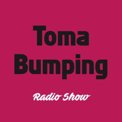 Portada de la sesión Toma Bumping Radio Show