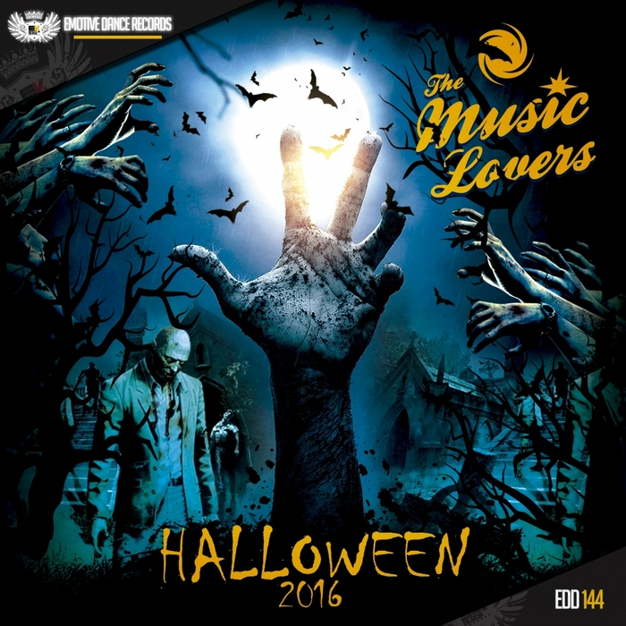 Imagen representativa del temazo The Music Lovers – Halloween 2016