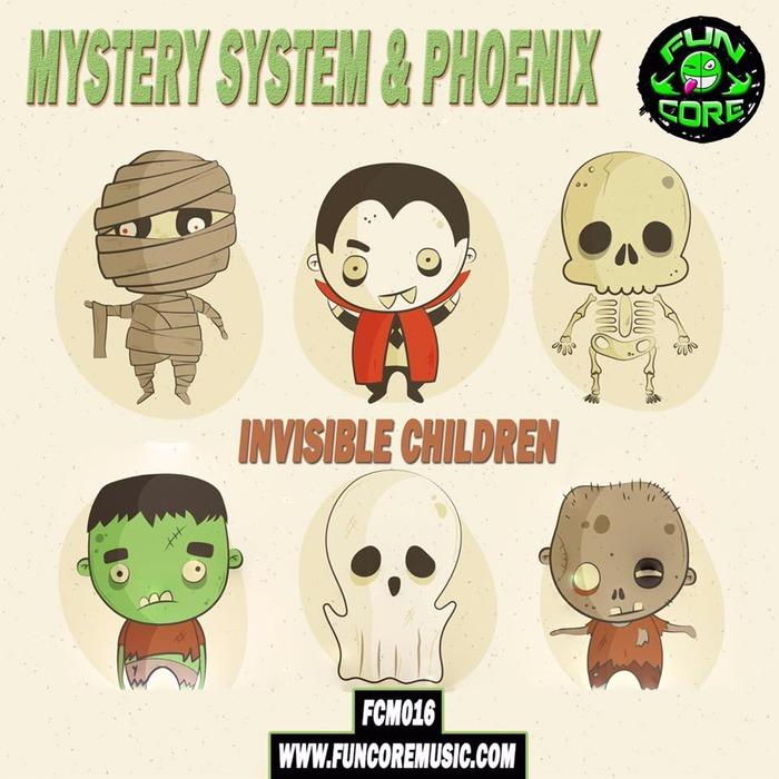 Imagen representativa del temazo Mystery System & Phoenix – Invisible Children