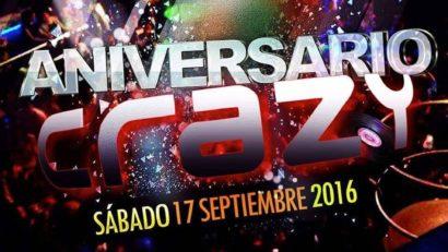 El Diario de Elias Dj 38 11 Aniversario Crazy