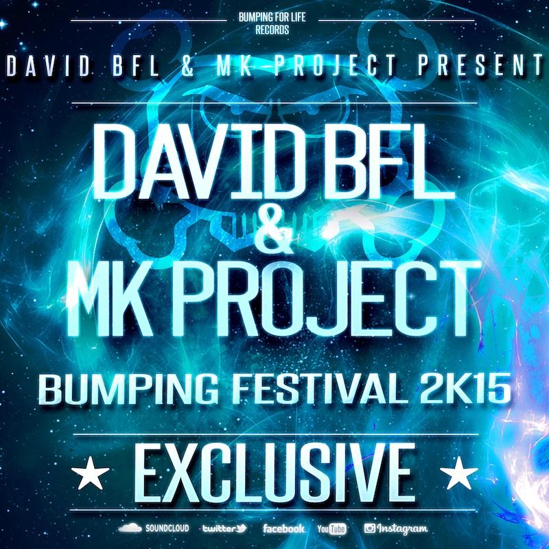 Imagen representativa del temazo David BFL & MK Project – BF 2K15