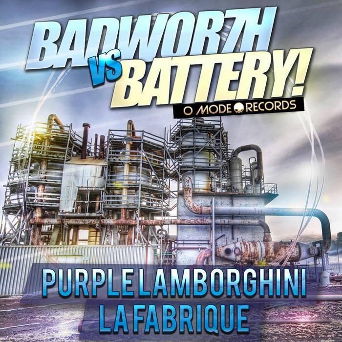 Imagen representativa del temazo BADWOR7H – La Fabrique (feat Battery!)