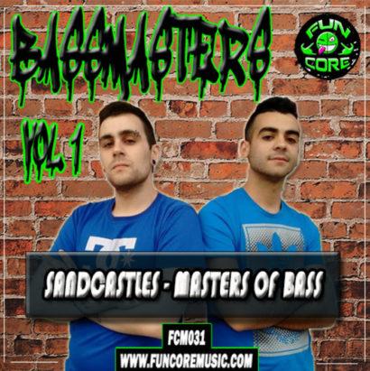 Bassmasters Sandcastles
