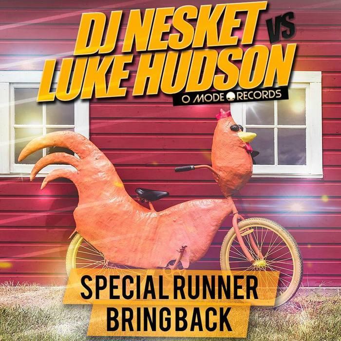Imagen representativa del temazo Dj Nesket & Luke Hudson – Bring Back