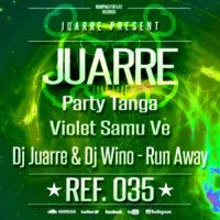 Imagen representativa del temazo Dj Juarre & Dj Wino – Run Away