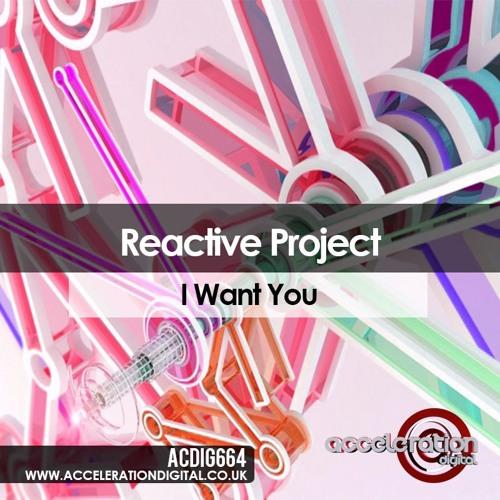 Imagen representativa del temazo Reactive Project – I Want You
