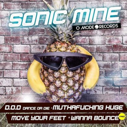 Sonic Mine Wanna Bounce