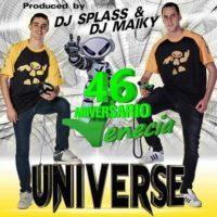 Imagen representativa del temazo Splass & Maiky – Universe (46 Anniversary Official Anthem)