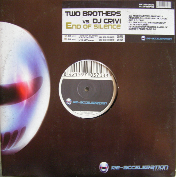 Imagen representativa del temazo Two Brothers vs. DJ Crivi – End Of Silence