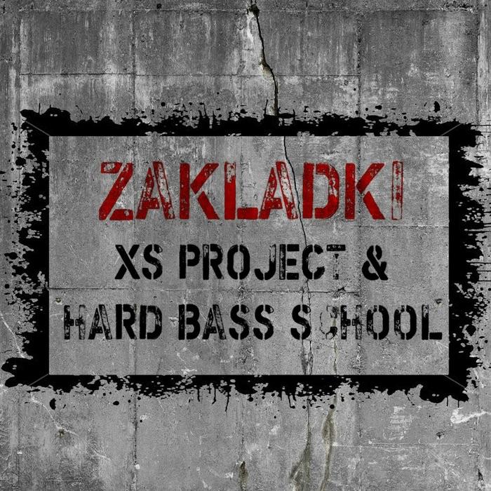 Imagen representativa del temazo XS Project Vs Hard Bass School – Zakladki