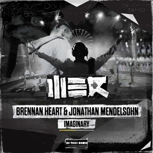 Imagen representativa del temazo Brennan Heart & Jonathan Mendelsohn – Imaginary (Dj Veci Remix)