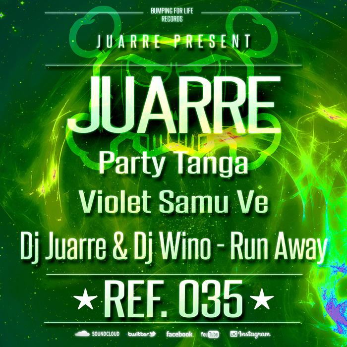Imagen representativa del temazo Dj Juarre – Party Tanga