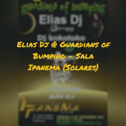 Portada de la sesión Elias Dj @ Guardians of Bumping