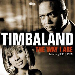 Imagen representativa del temazo Timbaland – The Way I Are (feat. Keri Hilson & D.O.E.)