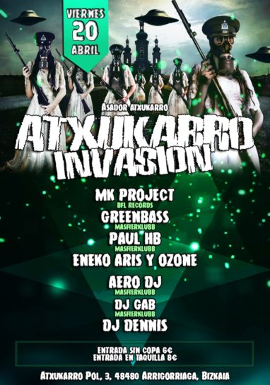 Atxukarro Invasion