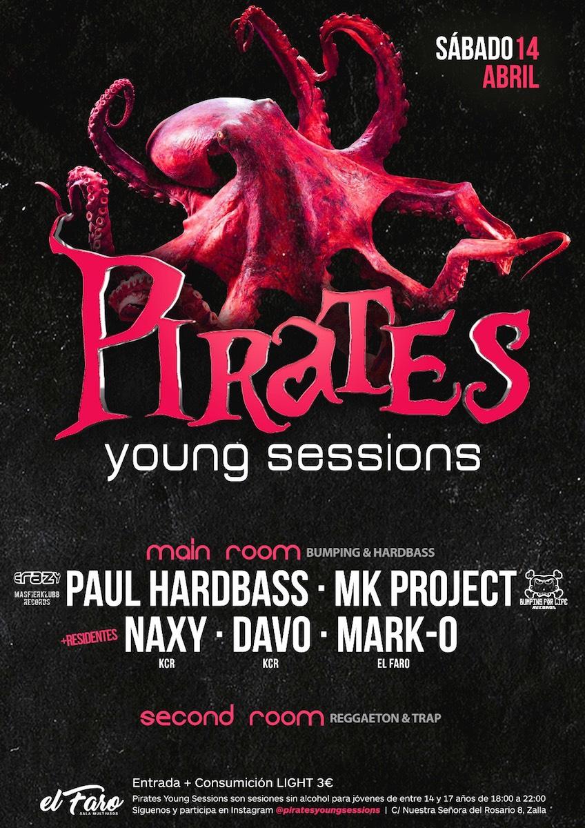 Imagen representativa de Inauguración Pirates @El Faro