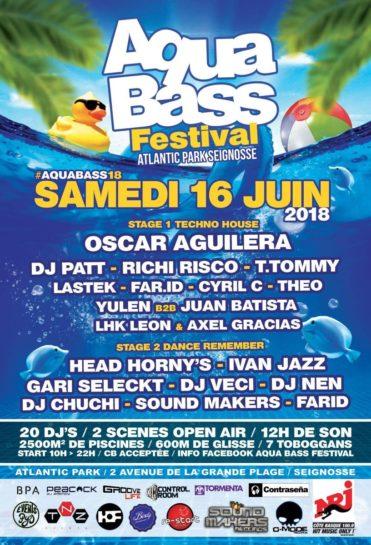 Aqua Bass Festival @ Atlantik Park Seignosse