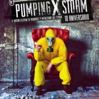 Imagen representativa de Pumping Storm X (10 Aniversario) @NON