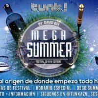 Imagen representativa de Mega Summer Festival 2018 @Tunk