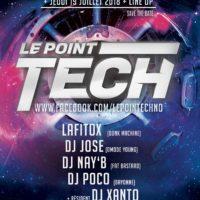 Imagen representativa de Le Point Techno 2018 (Día 20)