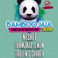 Imagen representativa de BamBooJaia 2018 @ Stage Live