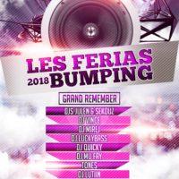 Imagen representativa de Les Ferias Bumping 2018 @Bar Mario 3G (Domingo)