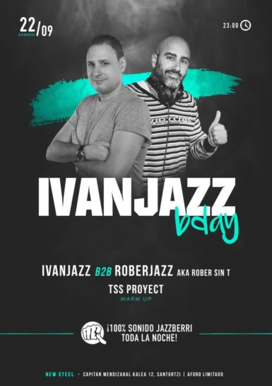 Ivanjazz Bday @ New Steel