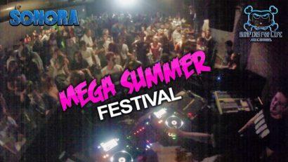Mega Summer Festival 2016 en Sonora