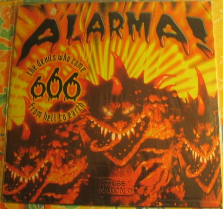 Imagen representativa del temazo 666 – Alarma!
