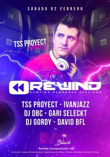 Cumpleaños Tss Project @ Rewind