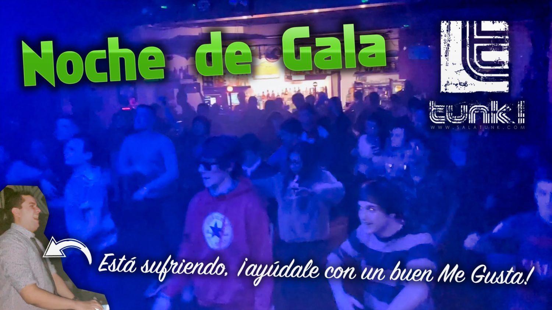 Imagen representativa de El Diario de Elias Dj #43: Noche de Gala @ Tunk